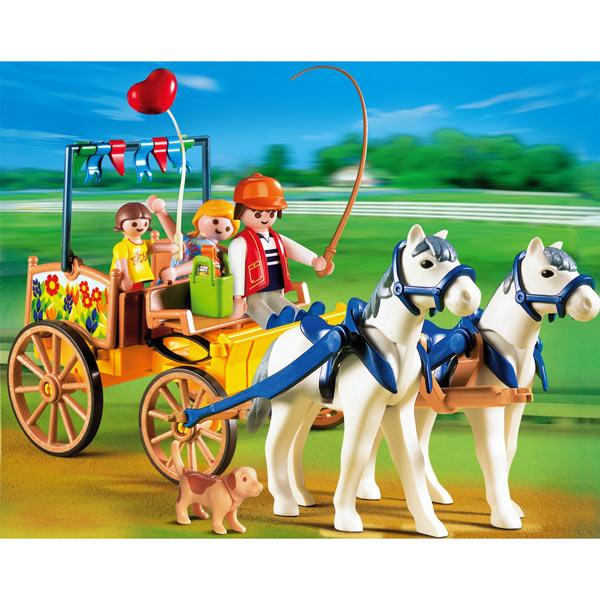Les jouets playmobil page 5 - Douche pour chevaux playmobil ...